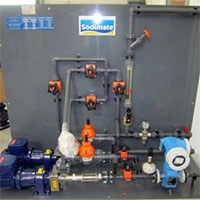 Sodimate - Slurry metering system