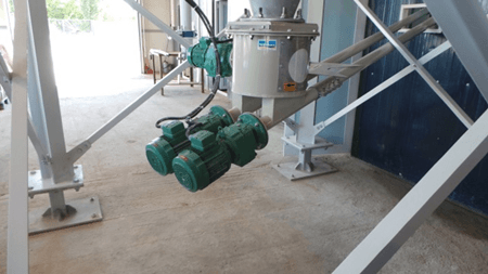Slobozia water treatment