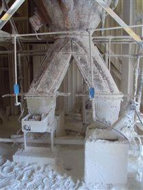 Lime silo retrofit