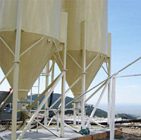 pH regulations with lime feed systems