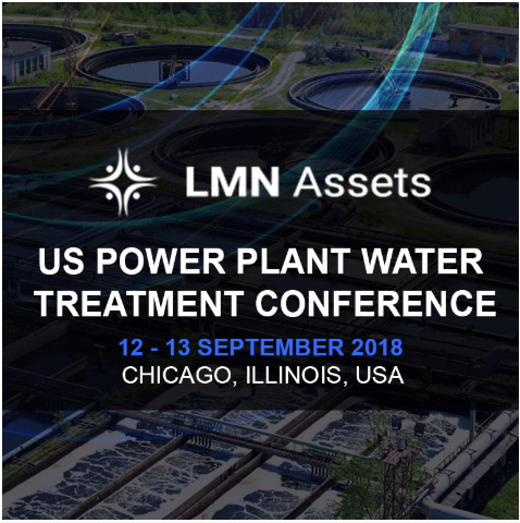 power plant water treatment conference