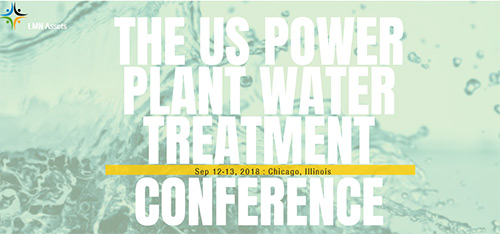 The US power plant water treatment conference