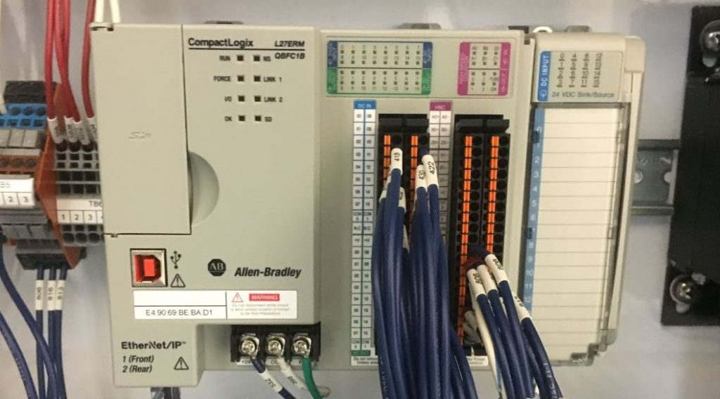 Automation - Plc - Relay Logic