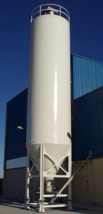 bulk silo load cells