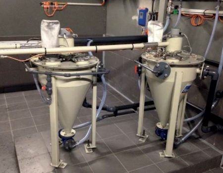 double Liquid Eductor / Jet Pump